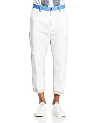 Dsquared2 Pantalone Capri [Bianco]