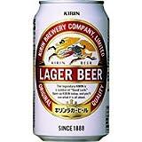 キリン ラガー 350ml×24缶