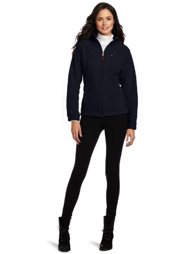 Tommy Hilfiger Women's Versatile Zip Front Fleece Jacket