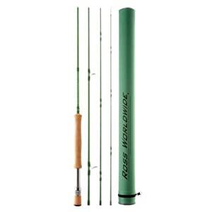 Ross Flystik Fly Rod Series from Ross Usa