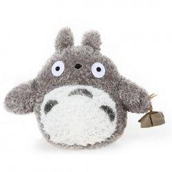 "Totoro : Totoro Gris ""Fluffy"" Jouet en Peluche Poupée - 20 cm"