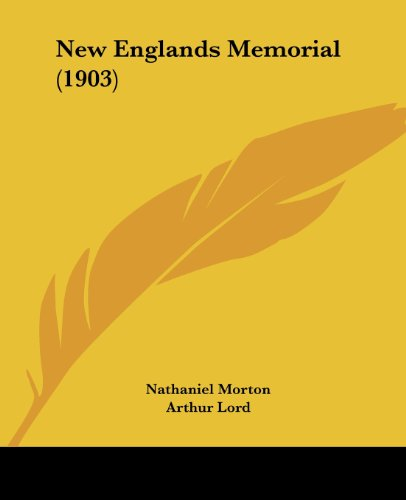 New Englands Memorial (1903)