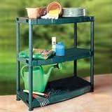 Greenhouse Shelf Unit,