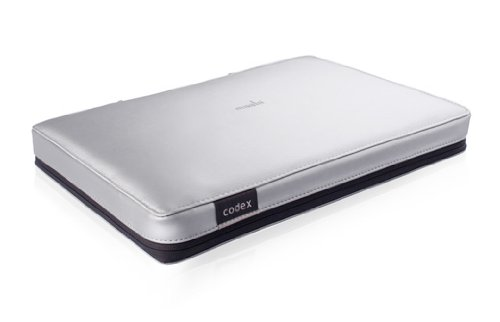 Moshi Codex 15 inch MacBook Case - Silver