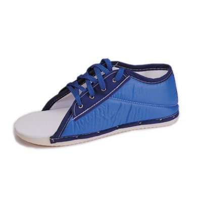 Post-op Blue Nylon Shoe Size: Medium, Gender: Women, Style: Lace Up
