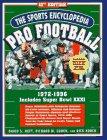 Sports Encyclopedia : Pro Football : 1972-1996 (0312156626) by Neft, David S.