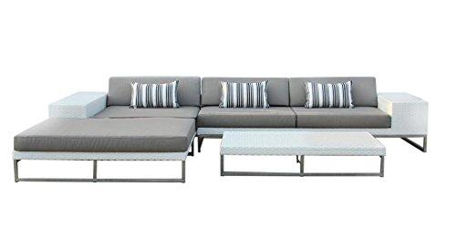 Outdoor-Patio-Wicker-Furniture-Sofa-Sectional-3pc-Resin-Couch-Set