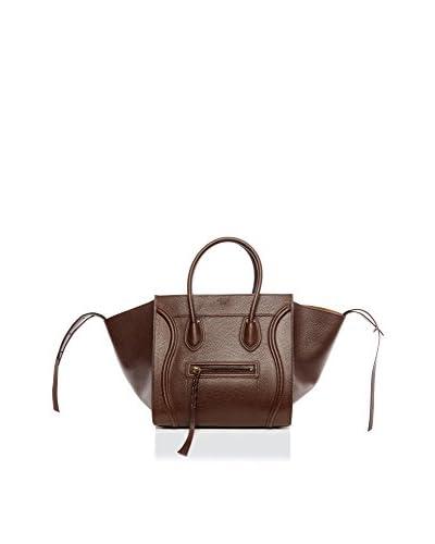 Celine Women's Phantom Bag, Brown