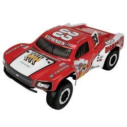 Team Losi 1/10 TEN-SCTE 4WD RTR RC Short Course Truck