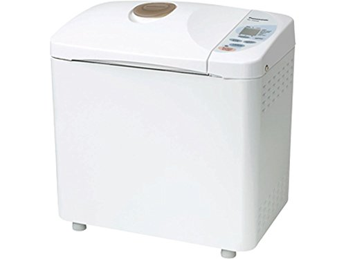 Panasonic SD-YD250 Automatic Bread Maker with Yeast Dispenser, White (Breadmaker Bread Pan compare prices)