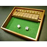 31ABGS8X78L. SL160  Shut the Box Game   Wooden