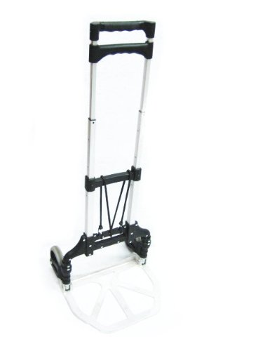 FOLDING HAND CART - AMP / LUGGAGE DOLLY Compact Design