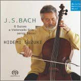J.S. Bach: Six Cello Suites BWV 1007-1012 [Hybrid SACD] [Japan]