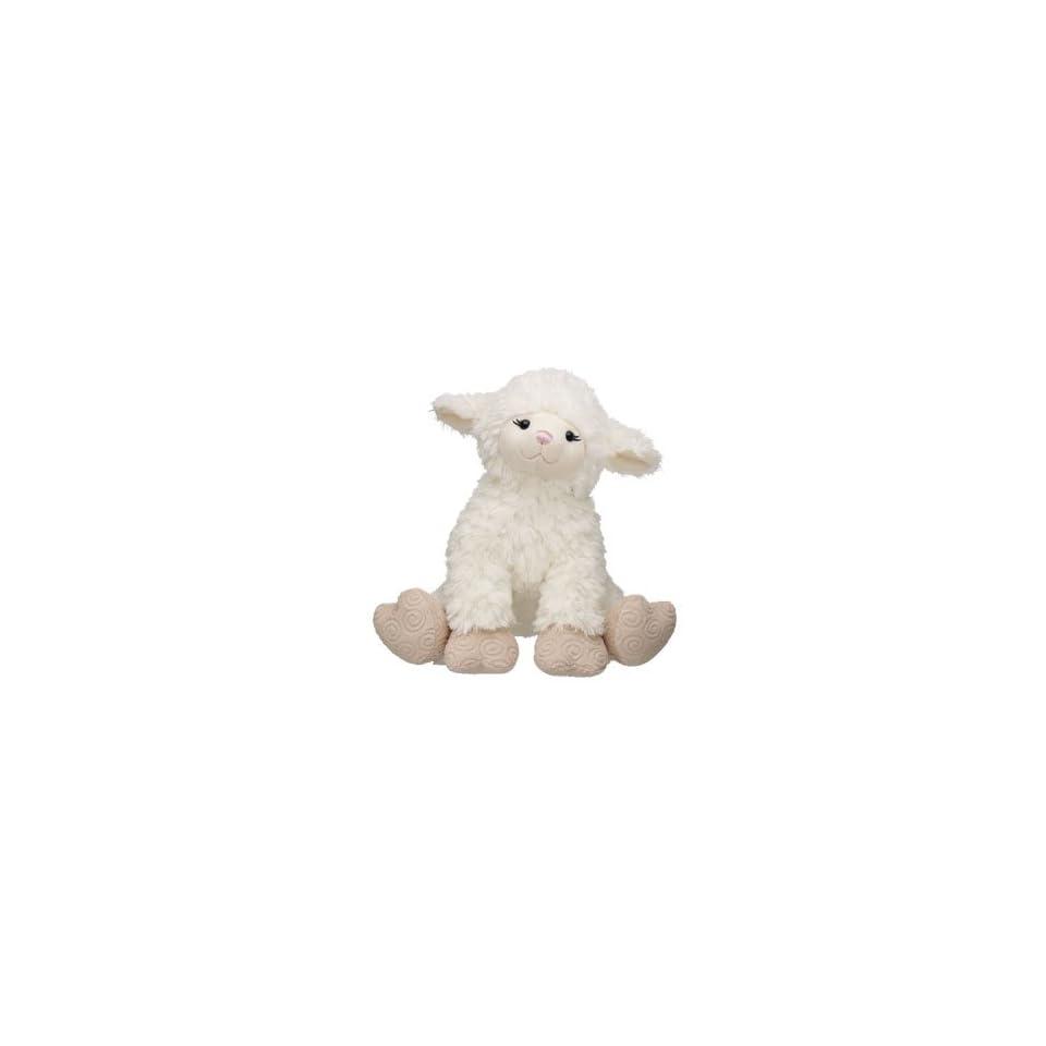 df9b0e7899f Build A Bear Workshop 15 in. Swirly Lamb Plush Stuffed Animal on ...