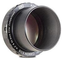"Baader Planetarium Protective Wide T-Ring For Canon-Eos, Incl 2"" Nose, Convertible Internal Filter Mounting"