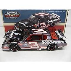 DALE EARNHARDT SR #3 GOODWRECH 1989 MONTE CARLO 1:24 by NASCAR