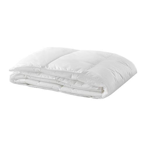 Ikea Thin Insert for Duvet Cover, Twin, White (Single Duvet Insert compare prices)