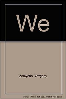 yevgeny zamyatin we pdf download