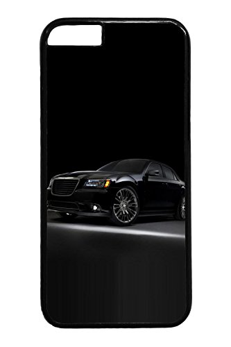 iPhone 6 Plus Case, iPhone 6 Plus Cases - Thin Fit Case Bumper for iPhone 6 Plus Chrysler 300C John Varvatos Limited Edition Ultra Fit Black Hard Back Case Cover for iPhone 6 Plus 5.5 Inches (300c Bumper compare prices)