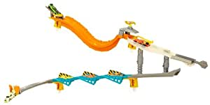 Hot Wheels Wall Tracks Drift Rally Spinout Track Set