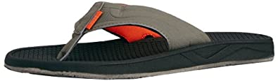 Vans Slip Up, Men's Flip-Flops, Charcoal, 6 UK
