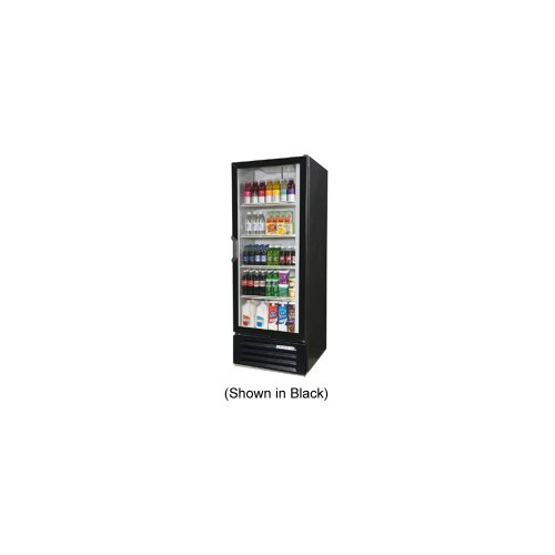 Glass Door Beverage Refrigerators front-30487