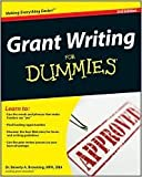 img - for Grant Writing For Dummies 3th (third) edition Text Only book / textbook / text book