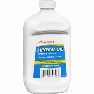 Walgreens Mineral Oil Intestinal Lubricant, 16 oz
