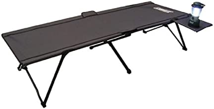 Coleman Pack-Away® Cot with Side Table