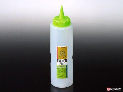 Japan Bargain Japanese Squeeze Bottle Oil Pot Lime #6027