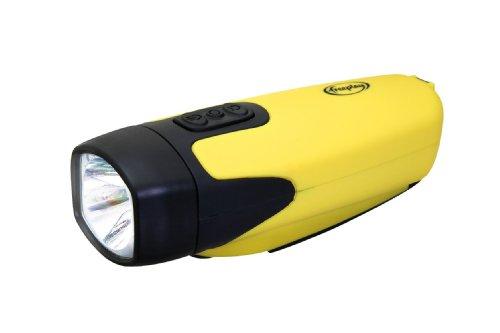 Freeplay Sherpa Flashlight Yellow/Black