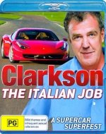 Clarkson - The Italian Job Blu-ray (Italian Job Blu Ray compare prices)