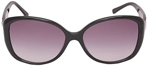 Givenchy Givenchy Round Sunglasses (Black) (SGV760|700X|Medium)