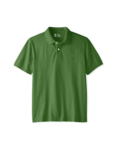 Timberland Men's Short Sleeve Solid Polo