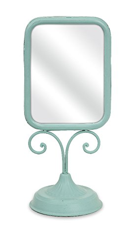 Vintage Dressing Table With Mirror front-172793