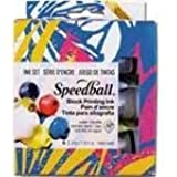 Speedball Block Printing Ink Starter Set