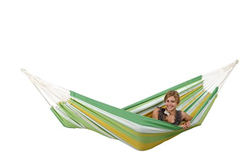 :Amazonas, Lambada Apple, Double Hammock (Size XL), Approx. 210 x140cm