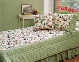 Home kitchen bedding kids bedding quilts coverlets for Warm biscuit bedding company