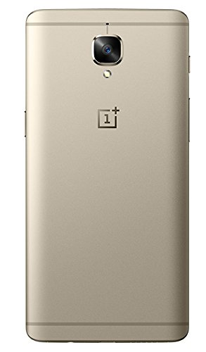 OnePlus 3T (Soft gold, 64GB)