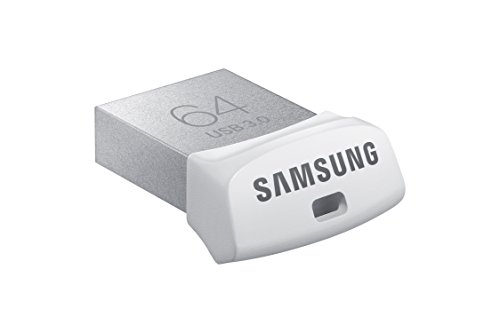 Samsung 64GB USB 3.0 Flash Drive Fit (MUF-64BB/AM) (Samsung Memory Stick compare prices)