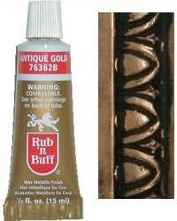 Buy Rub 'n Buff - Antique Gold (Restoration Center Painting Supplies,Home & Garden, Home Improvement, Categories, Painting Tools & Supplies, Paint Stain & Solvents, Stain)