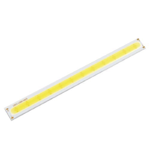 Water & Wood 6000K 6W Pure White Rectangle Cob Smd Led Bead Strip Lamp Chip Light 570-630Lm