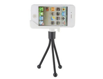 Sidekic Octopus Design Shooting Stand For Iphone 4 And 4S (White)
