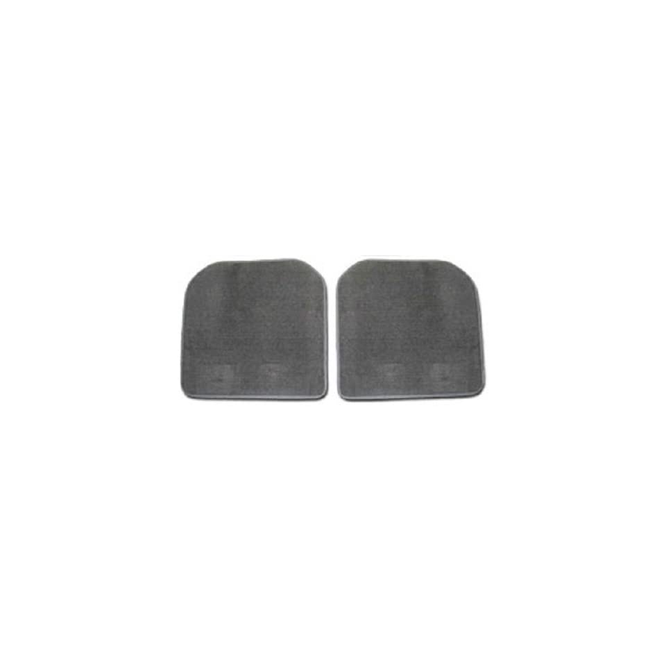 Averys AV 24 292 2582 Acura MDX 2007 2011 Touring Custom Fit 2 Piece Carpeted Second Row Rear Floor Mats  Prarie Tan