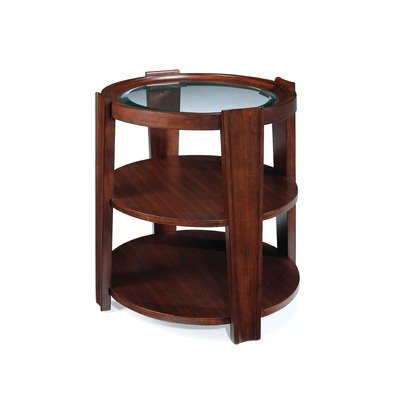 Cheap Magnussen Nuvo Wood Oval End Table (T1559-07)