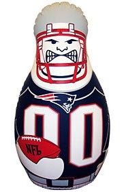 NFL New England Patriots Tackle Buddy by JTD Enterprises