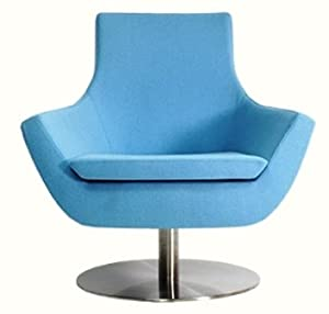 Amazon.com - Rebecca Swivel Chair by Soho Concept Lounge Chairs ...