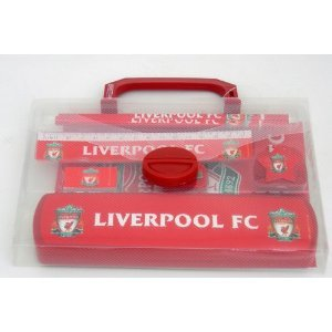 official liverpool 8 piece stationary set