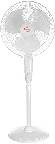 Bullet-2000-3-Blade-(400mm)-Pedestal-Fan
