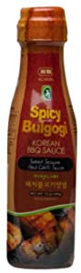 J1 Korean Bbq Sauce Mild Spicy Bulgogi 12-ounce Jars Pack Of 6 from Jayone